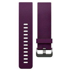 Fitbit Blaze Classic Accessory Plum Band Large NIB